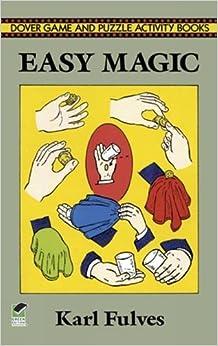 Book Easy Magic: 4 (Dover Magic Books)