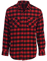 Men's Flannel Shirt