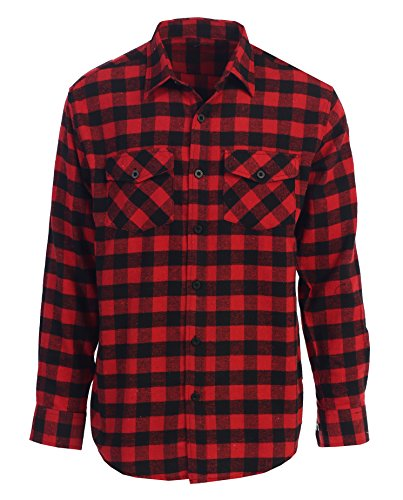 Red Black Flannel - 5
