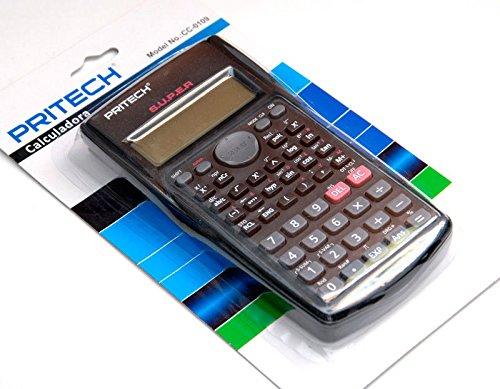 Calcolatrice Pritech scientifica cc-0109/New Original 240/Funzioni