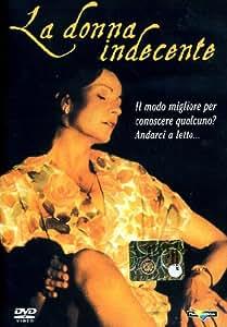 La Donna Indecente [Italia] [DVD]