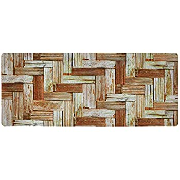 Amazon Com U Artlines Area Rug For Laundry Room Non Slip