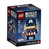 LEGO BrickHeadz Captain America 41589 Building Kit