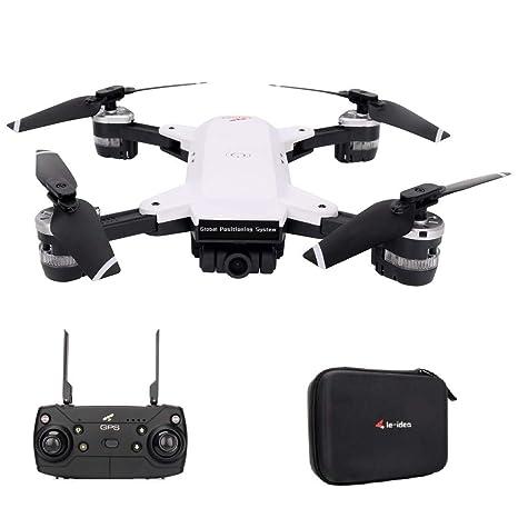 htfrgeds FPV RC Drone para IDEA10 con cámara Full HD 2.4G ...