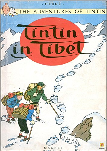 Download PDF Adventure of Tintin in Tibet