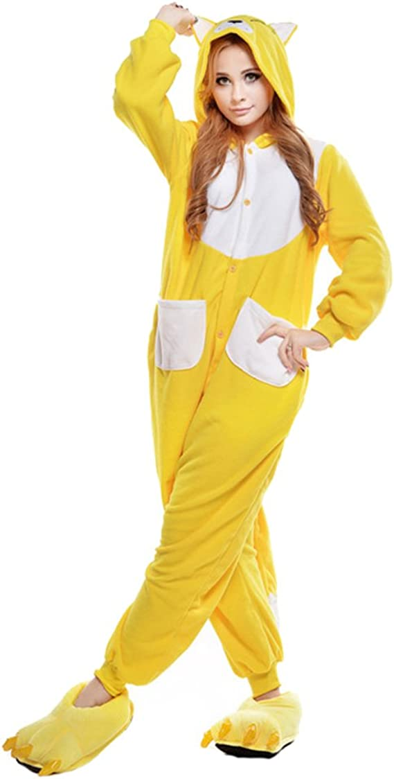 Freefisher Pijama Ropa de dormir costume Disfraz de Animal Cosplay ...