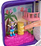 Polly Pocket Beach Vibes Figure, Multicolor