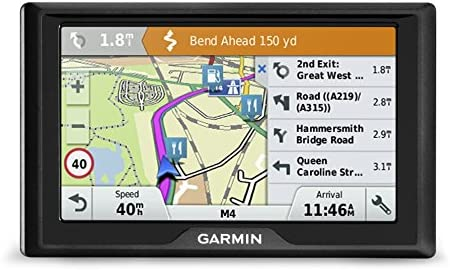 Garmin Drive 40lm Satellite Navigation With Uk And Ireland