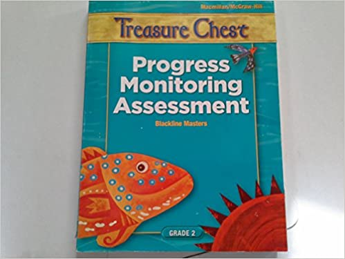 Treasure Chest Progress Monitoring Assessment Grade 2