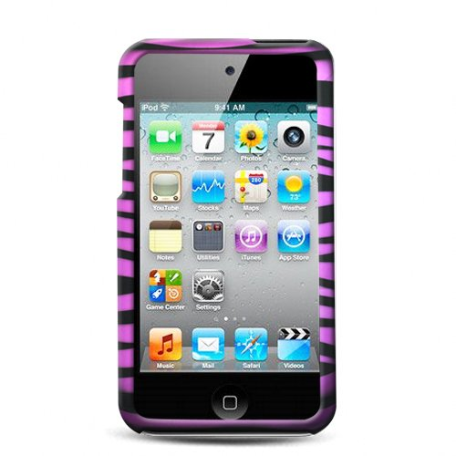Apple Eagle Cell PIIPODTO4R2D130 Stylish Hard Snap-On Pro...