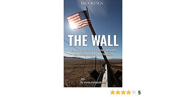 The Wall The Real Costs Of A Barrier Between The United States And Mexico The Brookings Essay Kindle Edition By Felbab Brown Vanda Politics Social Sciences Kindle Ebooks Amazon Com