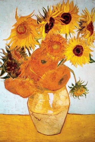 Innerwallz Vincent van Gogh Sunflowers 1888 Oil On Canvas St