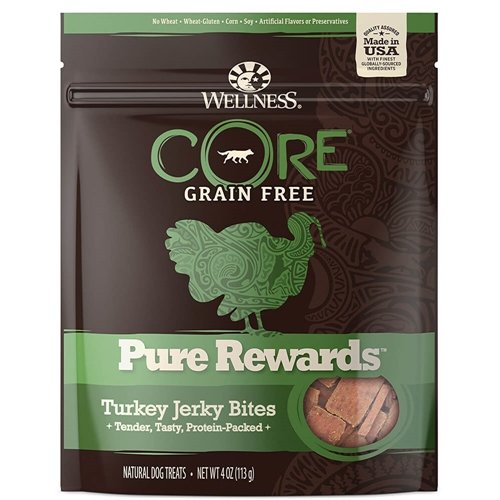 Wellness Pure Rewards Turkey 4 oz Bag by Wellness Natural Pet Food (Image #1)