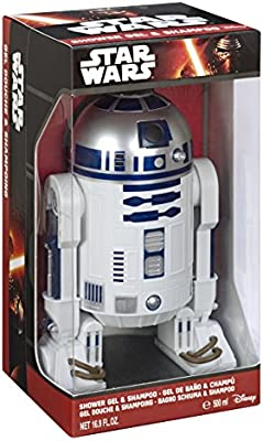 Star Wars R2D2 Gel de Baño y Champú - 500 ml