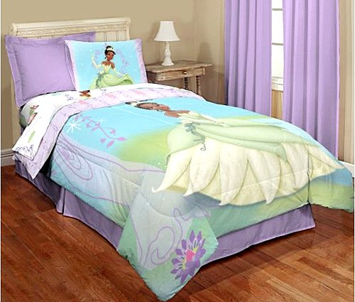 Princess Tiana Bedroom Decor
