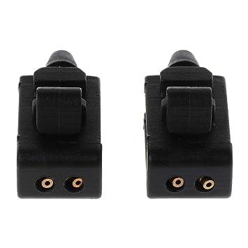 2 boquillas de pulverización para limpiaparabrisas delantero de coche para Renault Megane 2 Scenic 2 8200082347: Amazon.es: Hogar