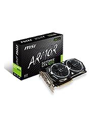 MSI Gaming GeForce GTX 1070 8GB GDDR5 SLI DirectX 12 VR Ready...