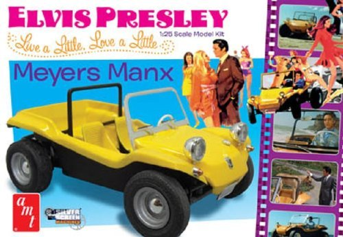 ARC Mountain 1/25 Elvis Meyers Manx-Live a Little Love a ...
