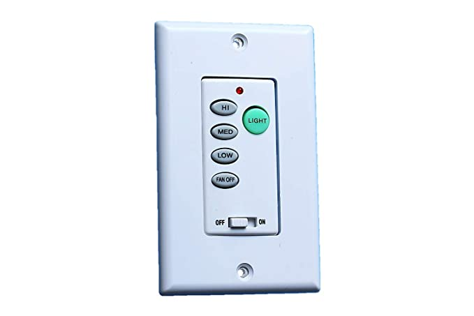 Ceiling Fan Remote Wall Control UC-9050T on