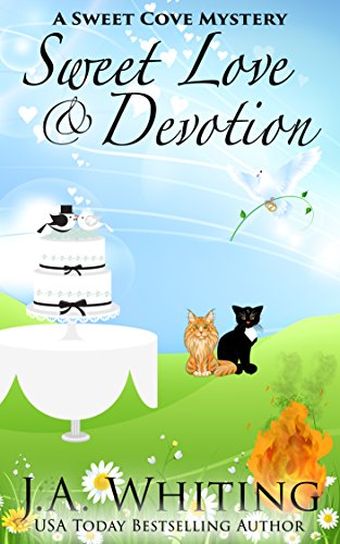 Sweet Love and Devotion (A Sweet Cove Mystery Book 14) cover