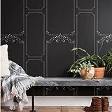 Magnolia Home Chalkboard Removable Wallpaper Multi