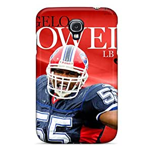 Samsung Galaxy S4 QyF3372xpQj Provide Private Custom Nice Buffalo Bills Pattern Great Hard Cell-phone Cases -IanJoeyPatricia
