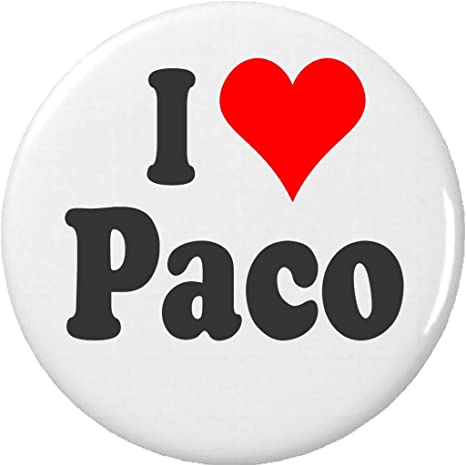 I Love Paco 2,25