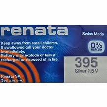Renata 395 Silver Oxide Watch Battery Sr927sw