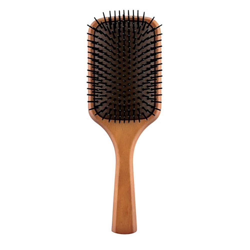 GUO Massage en bois peigne soins de salon de coiffure dédié Shun
