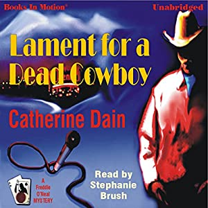 Lament for a Dead Cowboy Audiobook