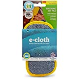 E-Cloth Washing Up Pad, Non-Scratch Kitchen Scrubber/Wiper - Brilliant for Removing Stuck-On Food from Pots & Pans