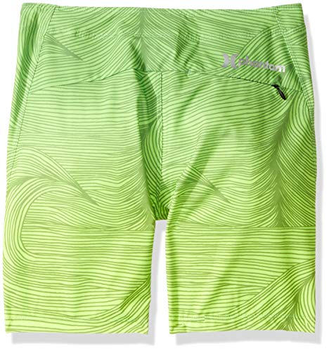 Hurley Big Boys' Phantom Board Shorts, Voltage Green, 20 by Hurley (Image #2)