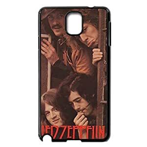 DIY Hard Back Case Skin with Led Zeppelin for Samsung Galaxy Note 3 III N9000 -Black030903