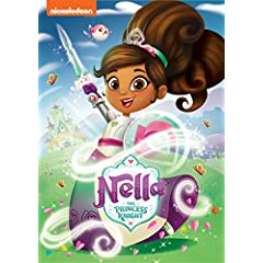 Nella the Princess Knight arrives on DVD January 30th from Nickelodeon