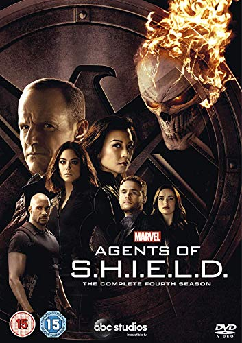 Marvels Agents Of S.H.I.E.L.D. - S4 DVD [2018]