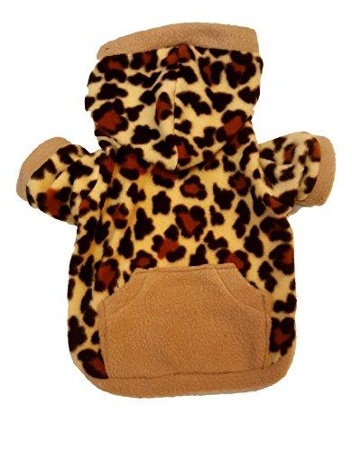 Cheetah Print Hoodie (Small) -