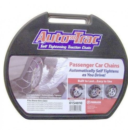 Peerless 154010 Auto-Trac Passenger Car Tire Chains by Peerless