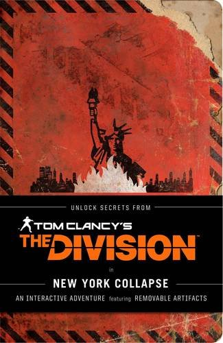 Tom Clancy's The Division: New York Collapse [Ubisoft - Melcher Media - Alex Irvine] (Tapa Blanda)