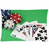 Flipped Summer Y Poker Playing Card Games Decorative Custom Pillowcase Bear Pillow Cushion Cover Pillowslip Size 20''x 30''