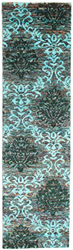 - RugVista Kamala rug 2'7 x9'10 (80x300 cm) Modern, Runner Carpet