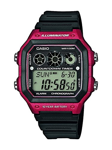 Casio COLLECTION AE-1300WH-4AVEF - Wristwatch Unisex