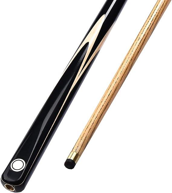 ZMg 57 Pulgadas 19 Oz Ash wood Taco de Billar,10mm Snooker Palos de Billar/B / 145cm: Amazon.es: Bricolaje y herramientas