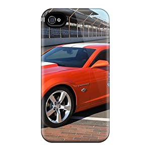 ScoDBke MTAdhDS5257tdCeY Case For Iphone 5/5s With Nice 2010 Chevrolet Camaro Ss Indianapolis Car Appearance