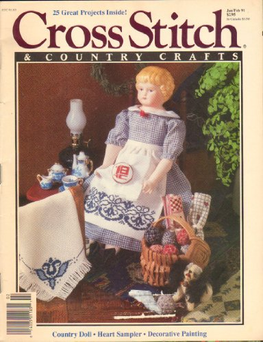 Cross Stitch and Country Crafts, January/ February -