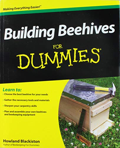 Pdf Home Building Beehives For Dummies