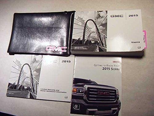 - 2015 GMC Sierra Owners Manual
