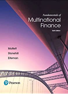 Fundamentals of multinational finance 6th edition the pearson fundamentals of multinational finance student value edition 6th edition fandeluxe Images