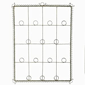 Amazon.com: Twisted Wire Photo ~ Greeting Card Holder Wall