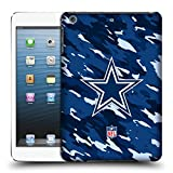 Official NFL Camou Dallas Cowboys Logo Hard Back Case for Apple iPad mini 1 / 2 / 3