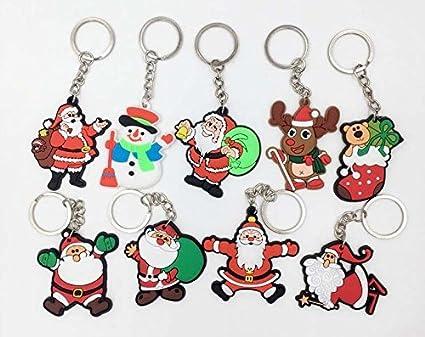 Amazon.com: urtop 10pcs/lot de Navidad Decoración Santa ...